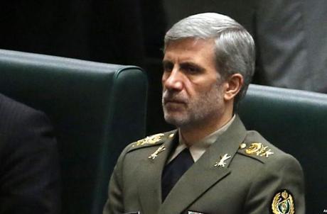 イランのハータミー国防大臣はシリアでの「テロとの戦い」への参加継続 ...