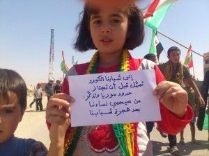al-Kurdīya News, September 7, 2012